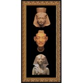 Pharaohs of the Sun Framed Print Wall Art