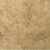 Toledo 17&quot; x 17&quot; Glazed Ceramic Tile in Bruno