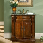 "33"" Charlotte Single Bathroom Vanity"