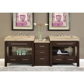 "92"" Chester Double Bathroom Vanity Set"