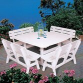 Seaside Casual Outdoor Dining Sets