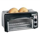 Toastation Toaster &amp; Oven in Black
