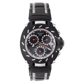 T-Race Men's Watch with Black chronograph Dial