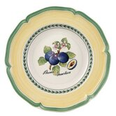 French Garden Valence Deep Plate