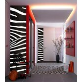 Euro Zebra Wall Stripe Decals