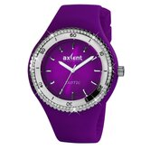 Exotic Ladies Watch with Purple Band