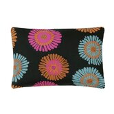 Flower Fantasy Oblong Pillow