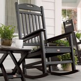 Trex Outdoor Yacht Club Rocking Chair