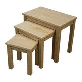 Ashton 3 Piece Nesting Tables