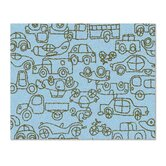 Just for Kids Ozone Blue/Sable Transport Kids Rug