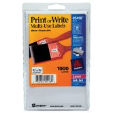 Print Or Write Label