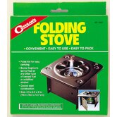 Folding Stove