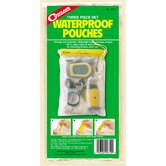 Waterproof Pouches (Set of 3)