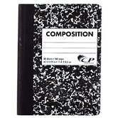 80 Sheet Mini Composition Book Assorted Colors