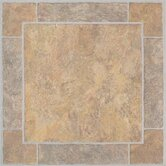 Madison 12&quot; x 12&quot; Vinyl Marble Tiles (Set of 9)