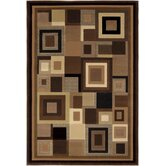 Catalina Black/Brown Rug