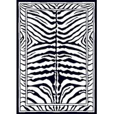 Zone Zebra Print Rug