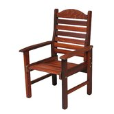 High Back Dining Chair (Set of 2)