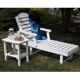 Great American Woodies Outdoor Chaise Lounges
