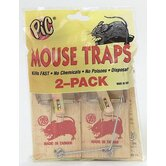 Wood Mouse Traps