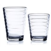 Aino Aalto Tumbler Set Clear