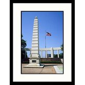 Dealey Plaza Dallas, Texas Framed Photograph -  Mark Gibson