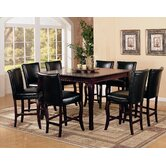 Hoyt 9 Piece Counter Height Dining Set