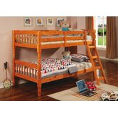 Seattle Twin over Twin Bunk Bed