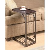 Tray Top End Table