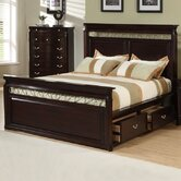 Collinsville Storage Panel Bed
