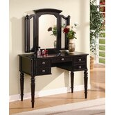 Yakima Vanity Set in Black