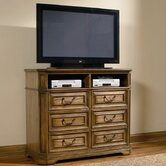 Madison 6 Drawer Media Chest