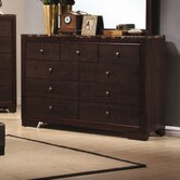 Annetta South 9 Drawer Dresser