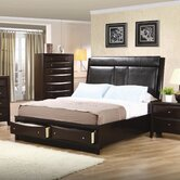 Cundiff  Storage Platform Bed