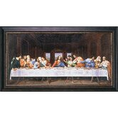 """Last Supper"" Wall Painting"
