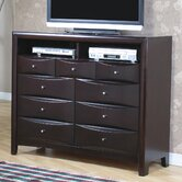 Applewood 9 Drawer Media Chest