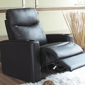 Prestige Leather Home Theater Recliner