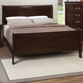 Montreal Sleigh Bed