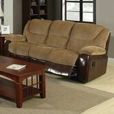 Freeport Chenille Reclining Sofa