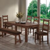 Cambridge 6 Piece Dining Set