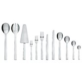 Santiago Stainless Steel Cutlery Set in Mirror Polished by David Chipperfield