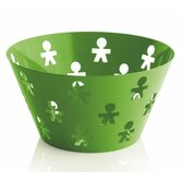 Girotondo Fruit Holder in Pop Green by King-Kong