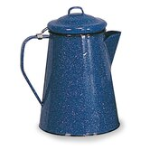 Enamel 12 Cup Coffee Pot