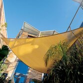 Premium Triangle Shade Sail Kit