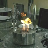 Accenda Tabletop Bio Ethanol Fireplace