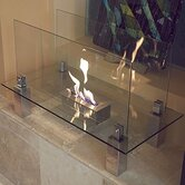 Fiero Free Standing Bio Ethanol Fireplace