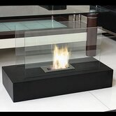 Fiamme Free Standing Bio Ethanol Fireplace