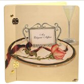 Wedding Table 4 Two Rose Book Photo Album