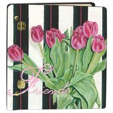 Home and Garden Tulips Large Book Photo Album
