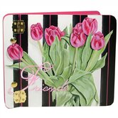 Home and Garden Tulips Mini Book Photo Album